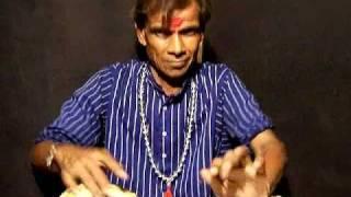 Tabla Solo Teentaal 16 Beat Pt. Vishnu Dev Bhandari Farmaishi chakkardar.wmv