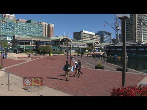 NJ Family Visiting Baltimore Haunted By Random Teen Attack At Inner Harbor