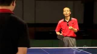 唐建軍桌球  比賽策略問答系列 ( 二 )   -- 求勝欲望與控制對手