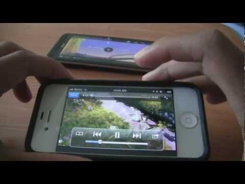 iPhone 4s V. HTC Evo 4G LTE
