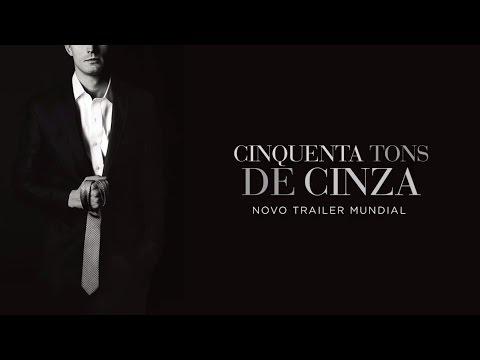 Cinquenta Tons de Cinza - Trailer Mundial Legendado