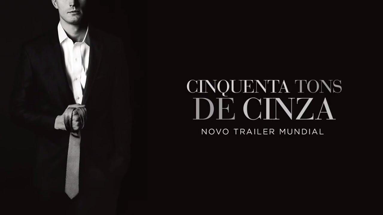Cinquenta Tons de Cinza - Trailer Mundial Legendado - YouTube
