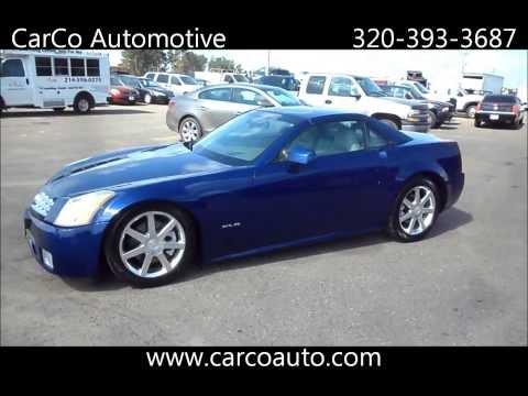 Cadillac XLR For Sale By CarCo Automotive