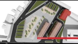 Proyecto urbanístico para San León