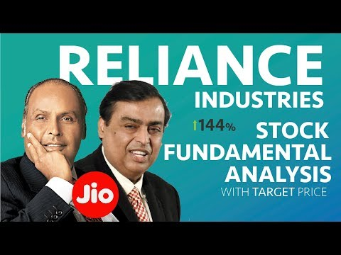 Reliance Industries - Fundamental Analysis | The True Power of Jio - A telecom Giant |