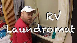Personal RV Laundromat & Heat