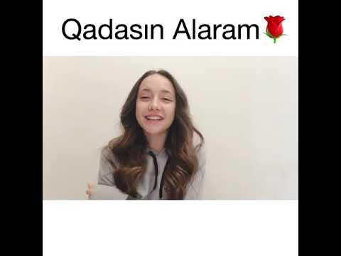 Türk Kızdan Azeri Şarkı Rekor Kırıyor