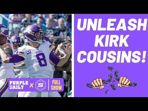 Minnesota Vikings are UNLEASHING Kirk Cousins!
