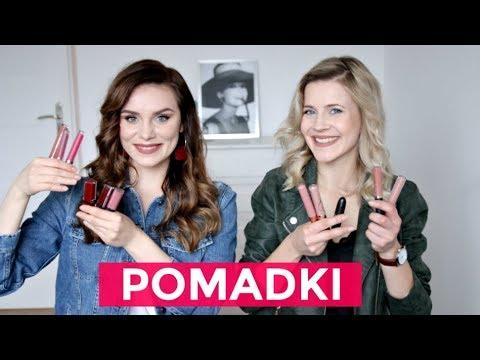 LISTA MARKOWYCH PRZEBOJÓW - TOP 10 - ULUBIONE POMADKI | MarKa