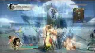 Dynasty Warriors 6 (PS3,Xbox 360)
