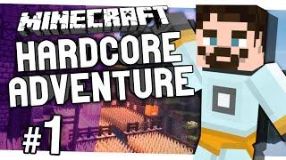 Minecraft 1.9 Hardcore (NEW SERIES!)   The Last Vanilla Adventure #1