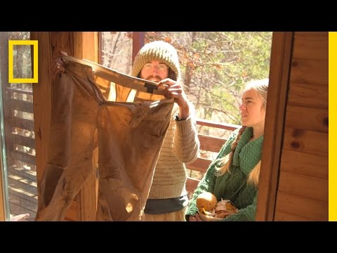 Tony's Compost Pants | Live Free or Die