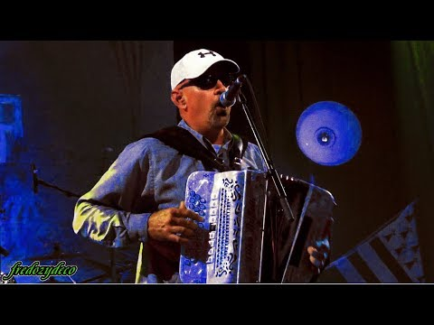 Horace Trahan &The Ossun Express Live In Pontchartrain France