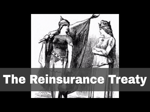 18th June 1887: Germany and Russia sign the secret Reinsurance Treaty