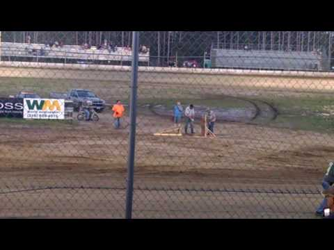Axel's Flaming Wall of Death - North Central Speedway Minnesota