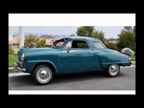 1948 Studebaker Champion Deluxe Starlight Antique in Santa Monica, CA