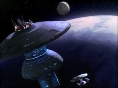 Enterprise D Docking TNG.wmv