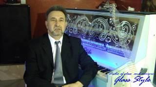 видео изделия из стекла москва