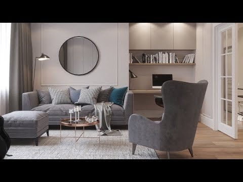 Home Decorating Ideas Living Room 2019  Small Living room design ideas  YouTube