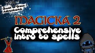 Magicka 2 - All spell combinations