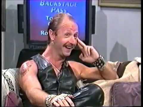 Exclusive Interview Joel Samuel & Rob Halford Of Judas Priest  -1988
