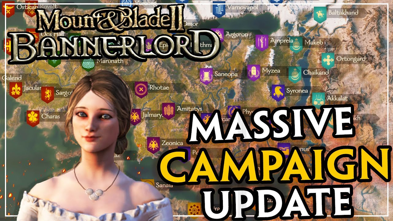 Download This Update Is Going To Change Mount and Blade 2 Bannerlord FOREVER