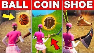 Fortnite  Collect 100 coins in 3 creative games   Clutch challenges