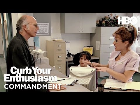 Curb Commandment: Appointment Policy | Curb Your Enthusiasm (2017) | HBO