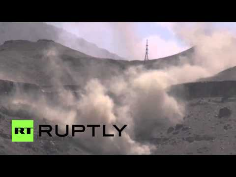 Yemen: Saudi-led strikes target army storage facilities in Sanaa