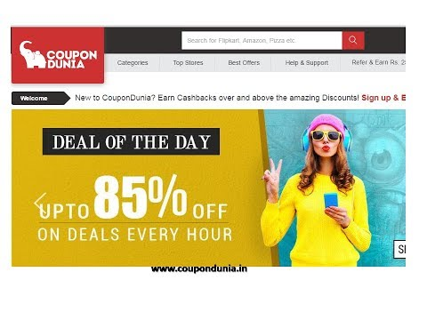 Best Sites for Free Offers, Promo Codes, Coupon Codes for Online Shopping