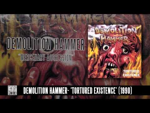 DEMOLITION HAMMER - Mercenary Aggression (ALBUM TRACK)