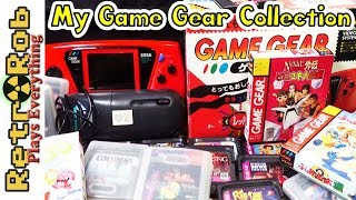 My Sega Game Gear Collection: What Should I Get Next?