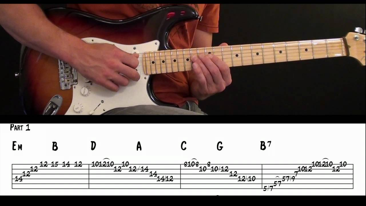 Perfect Barre Chord Song Guitar Lesson Learn To Connect Chords