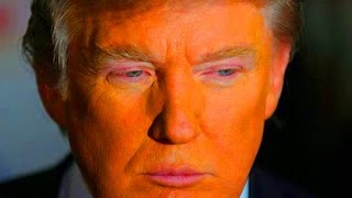 TRUMP THE ORANGE PRESIDENT