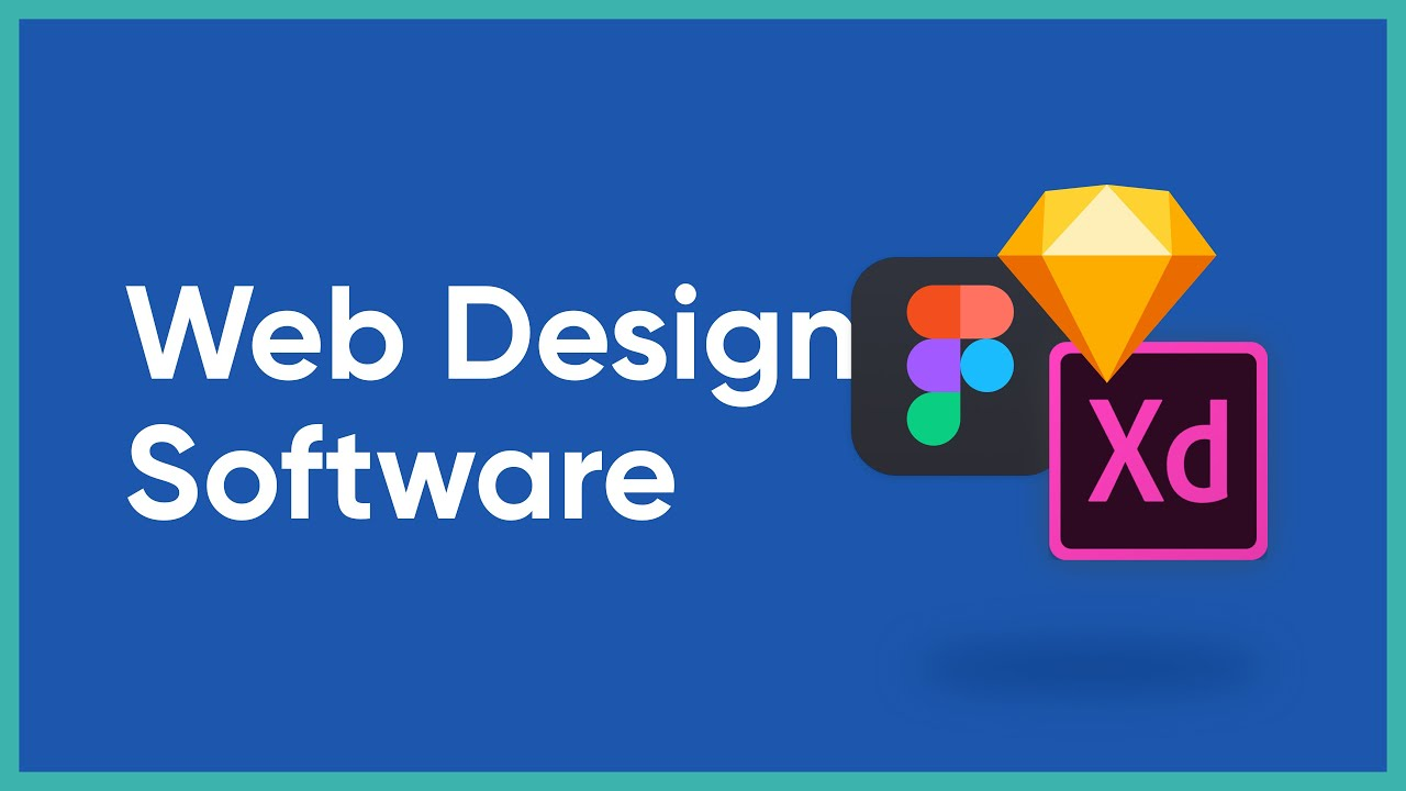 Top 5 Web Design Software Best Ui Design Tools 2020 Youtube