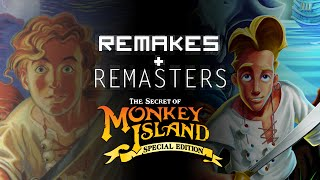 Remakes & Remasters - The Secret of Monkey Island Special Edition