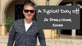 Video Living in China as an American: A typical day off for an expat in a small town (Zhejiang Province) download MP3, 3GP, MP4, WEBM, AVI, FLV Januari 2018