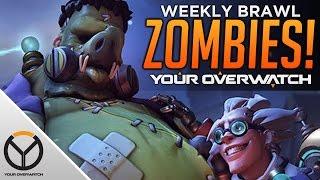 Overwatch Zombies Mode!