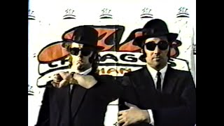 The Blues Brothers Visit Al's Beef In Chicago