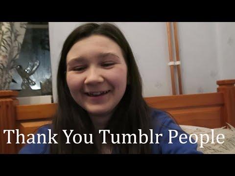 Thank You Tumblr People