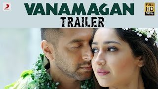 Vanamagan - Official Tamil Trailer