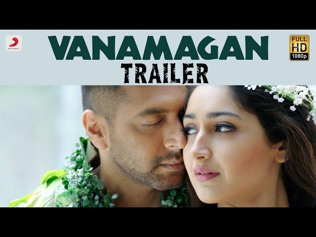 Vanamagan - Official Tamil Trailer | Jayam Ravi, Sayyeshaa | Harris Jayaraj | Vijay