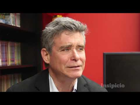 """Jay McInerney Interview:  There is a concept called """"The Imposter Syndrome"""""""