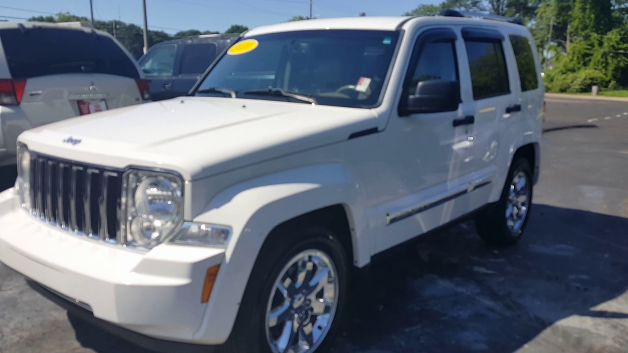 2010 Jeep Liberty Limited Review By Jason Gale Of Lagrange Toyota