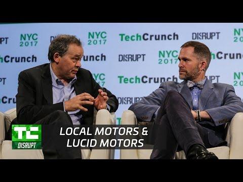 Making a modern motor company | Disrupt NY 2017