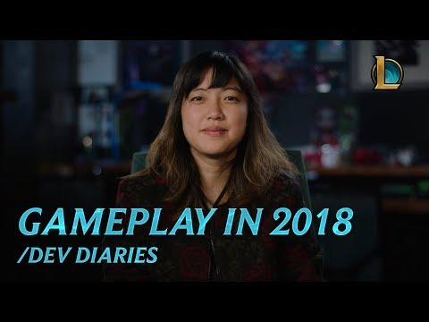 Upcoming Gameplay Goals | /dev diary - League of Legends
