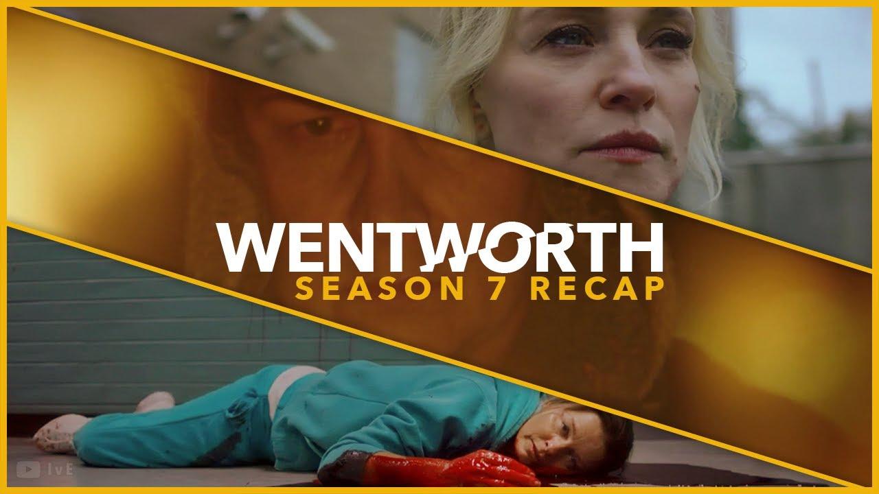 Download Wentworth Season 7 RECAP (Extended version, HD)