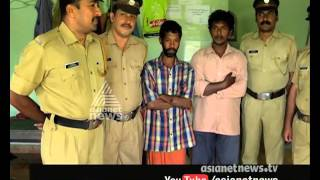Main Marijuana dealers in Tiruvalla arrested   FIR 18 Jan 2016