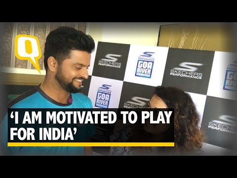 Suresh Raina Opens Up About His Career, Nehra's Retirement & More