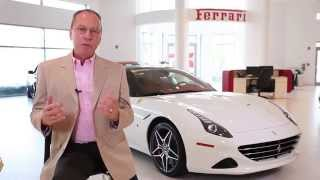 The New 2015 Ferrari California T - Ferrari of Fort Lauderdale